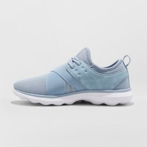 Champion Shoes - C9 Champion Blue Poise 2 Crossband Sneakers